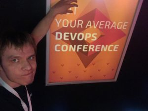 .. Your average DevOps Conference